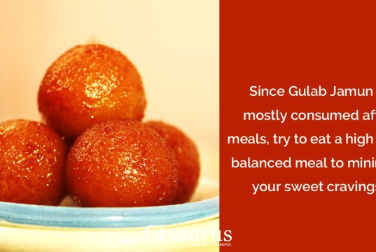 How Many Calories Are There in a Gulab Jamun & Does It Have Any Health Benefits?