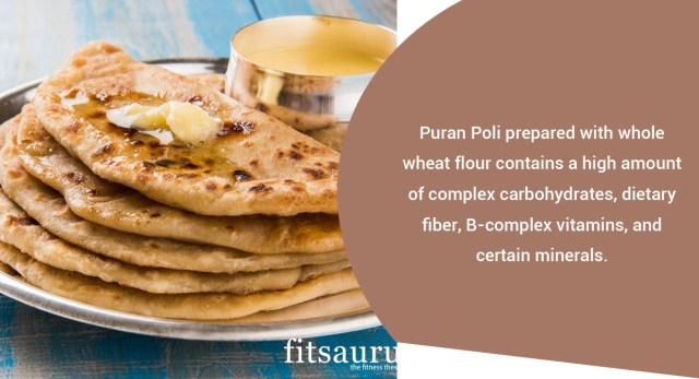 How Many Calories Are There in a Puran Poli & Does It Have Any Health Benefits?