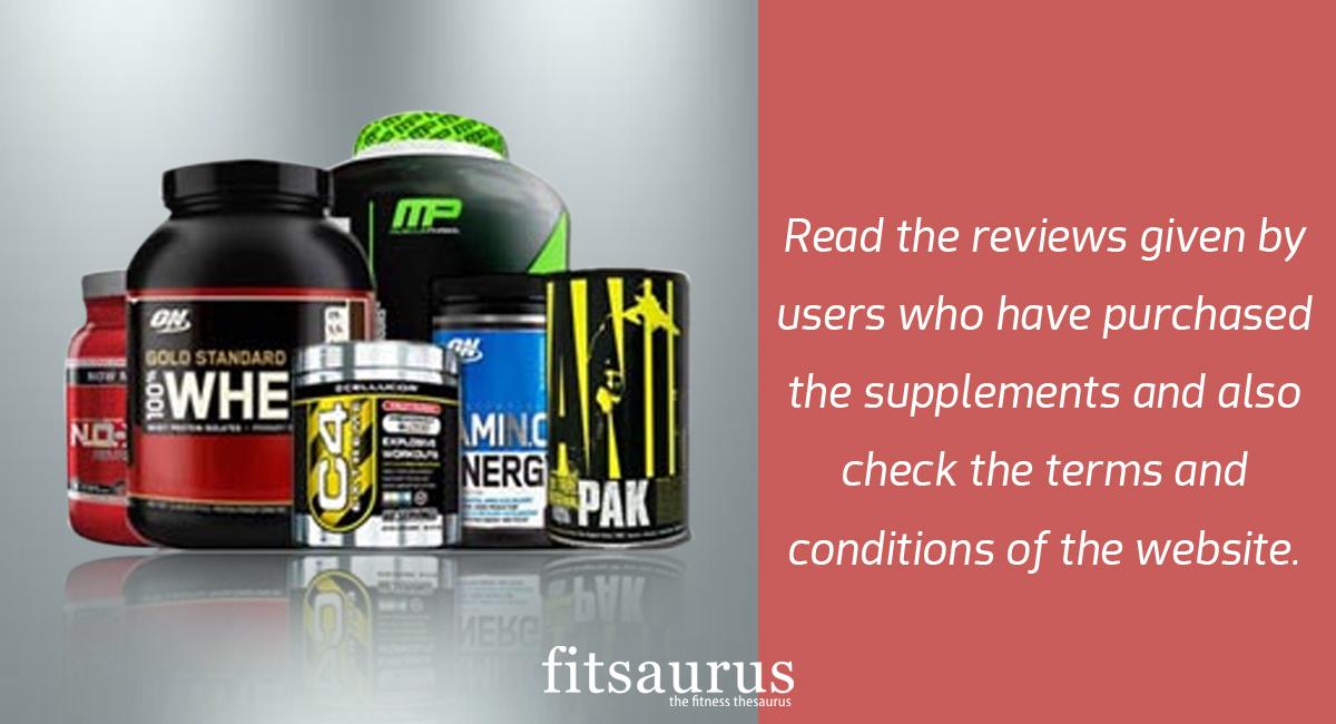 Best site to buy supplements