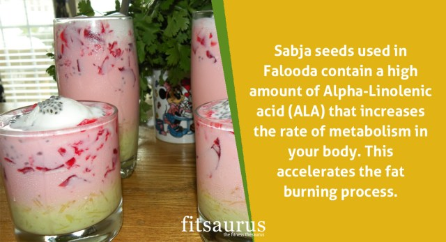 How Many Calories Are There in Falooda & Does It Have Any Health Benefits?