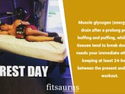 Importance of Rest Day in Workout