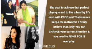 Fitness Story: Even Thalassemia & PCOD Could Not Stop Her From Achieving Her Dream Physique