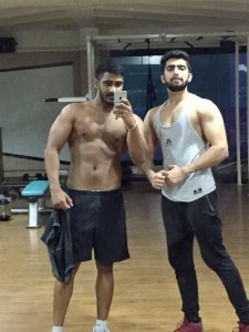 Fitness Story: How Two Best Friends Trained Together and Achieved Brilliant Physiques