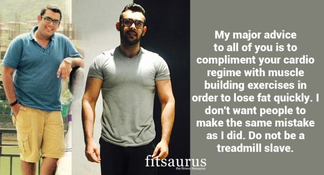 Fitness Story: This 25 Year Old's 30 Kg Fat Loss Story is the Perfect Example of Determination & Discipline