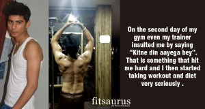 Fitness Story: Made Fun By His Gym Trainer & Friends, This Youngster Eventually Proved Them Wrong
