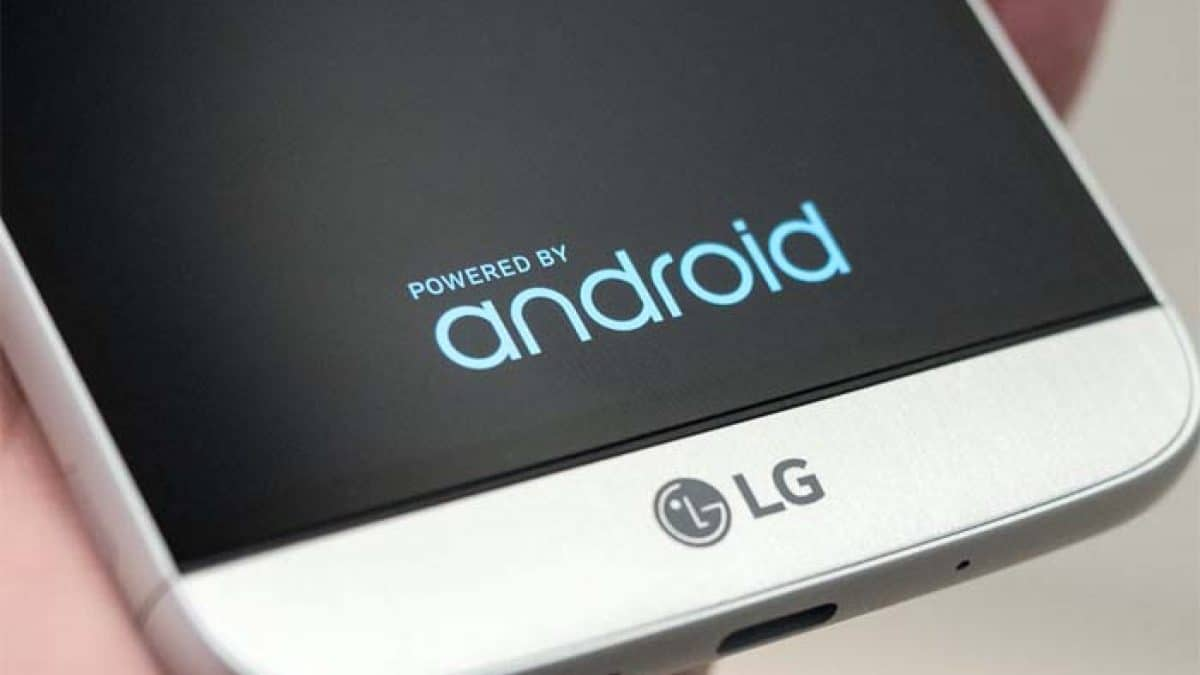turn on a LG G5 without the Power button