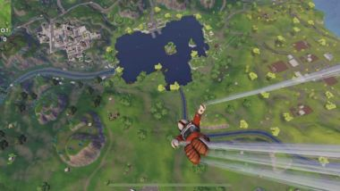 Fortnite How To Land Faster
