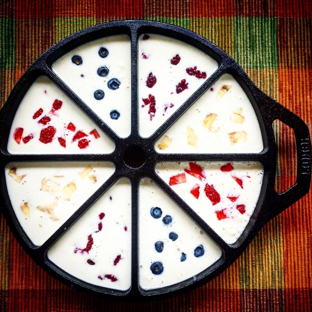 Skillet Baked Pancakes