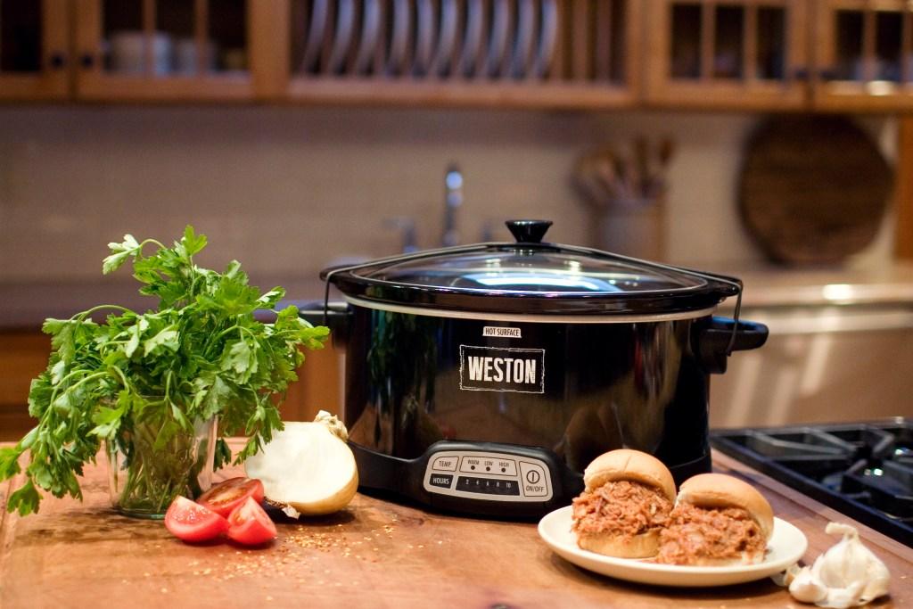 Weston 7-Quart Programmable Slow Cooker
