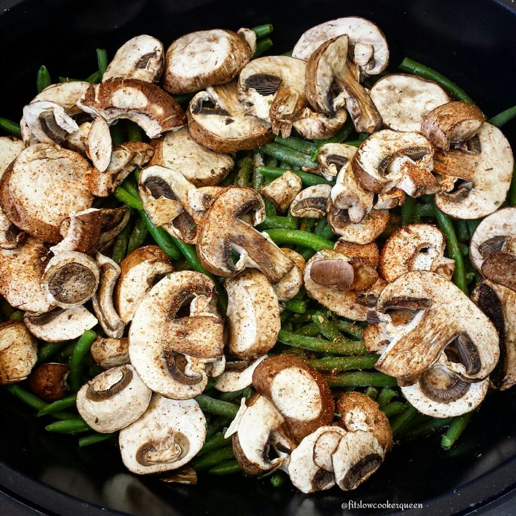 Slow Cooker Easy Italian Chicken