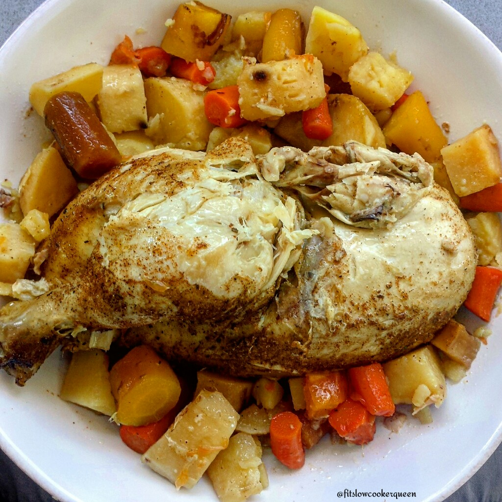 Paleo meal made in your crockpot