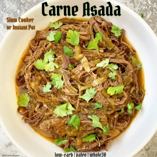 cover pic for slow cookerinstant pot carne asada (low-carb, paleo, whole30) (3)