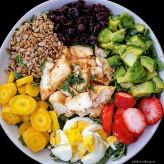 Grilled Fish Salads