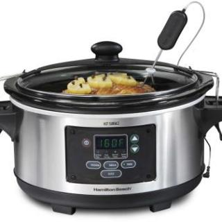 GIVEAWAY – Hamilton Beach Slow Cooker
