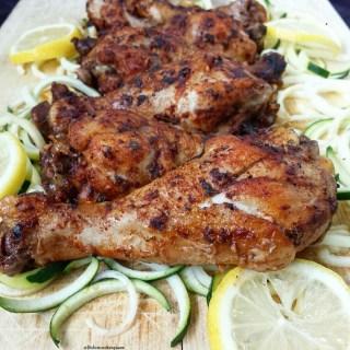 Slow Cooker Piri-Piri Chicken