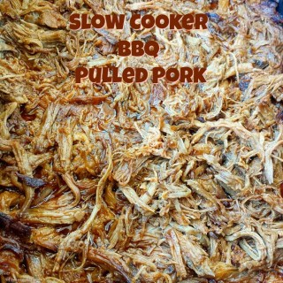 Slow Cooker BBQ Pulled Pork (Paleo/Whole30)