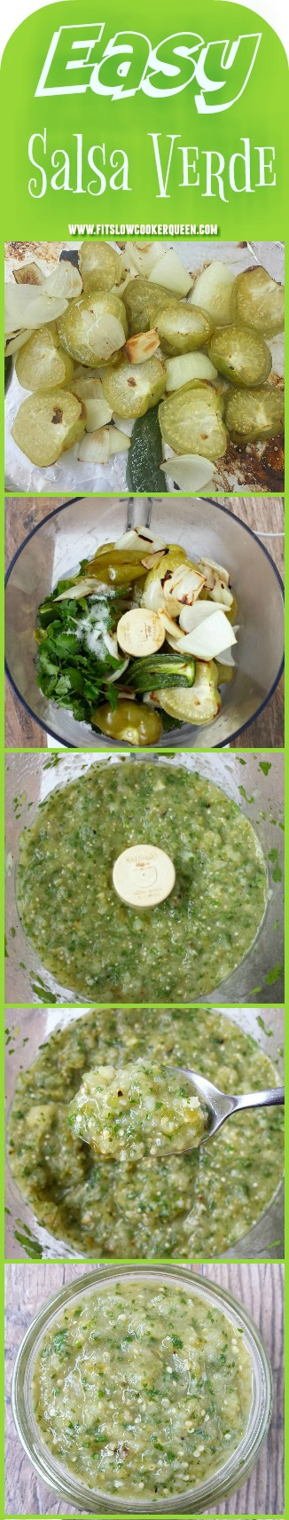 easy salsa verde pin