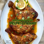 cover pic for {VIDEO} Slow CookerInstant Pot Piri-Piri Chicken (Low-Carb, Paleo, Whole30)