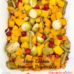 This healthy side dish is perfect for your next holiday gathering or family dinner. Grab your favorite vegetable for this slow cooker or Instant Pot recipe cover