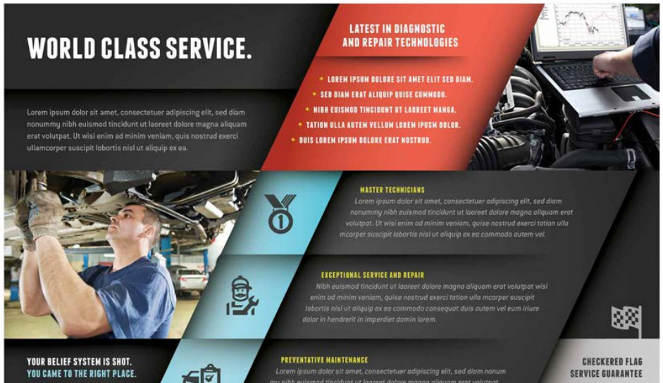 Small Business Brochures Printing Prices Design & More!