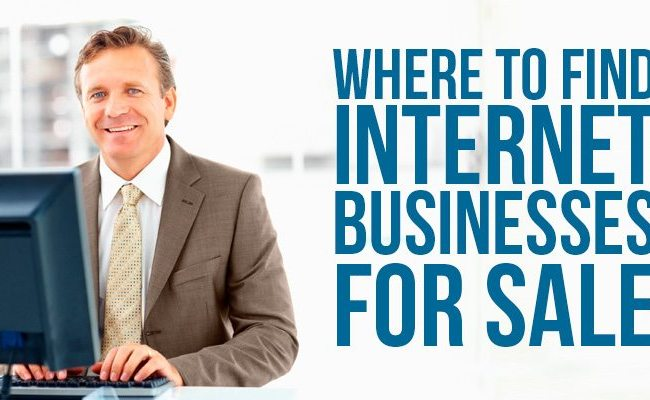 Where To Find Internet Businesses For Sale Bizbuysell