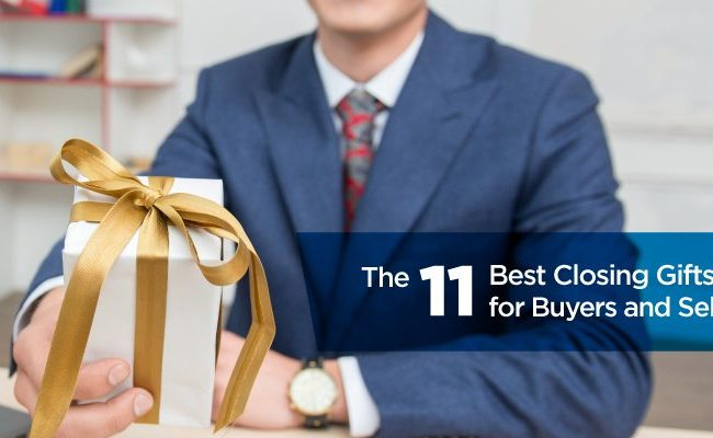The 11 Best Closing Gifts For Buyers And Sellers