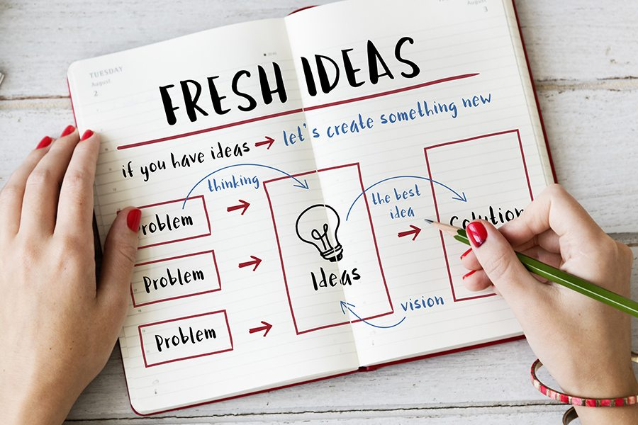How to Come Up With a Business Idea in 5 Steps