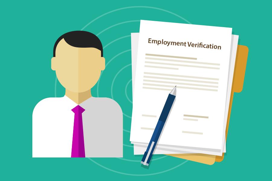 letter confirm employment