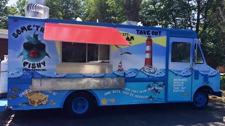 ejemplo de nombre divertido camión de comida