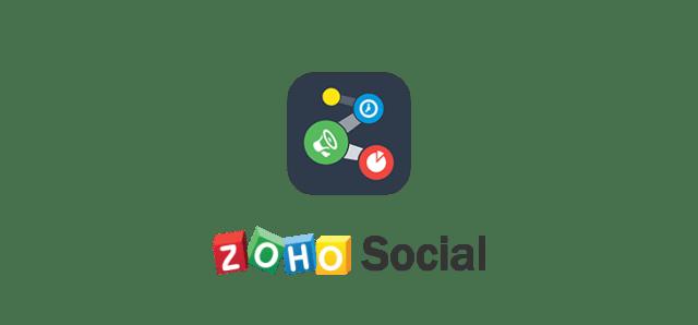 """Résultat de recherche d'images pour """"zoho social"""""""