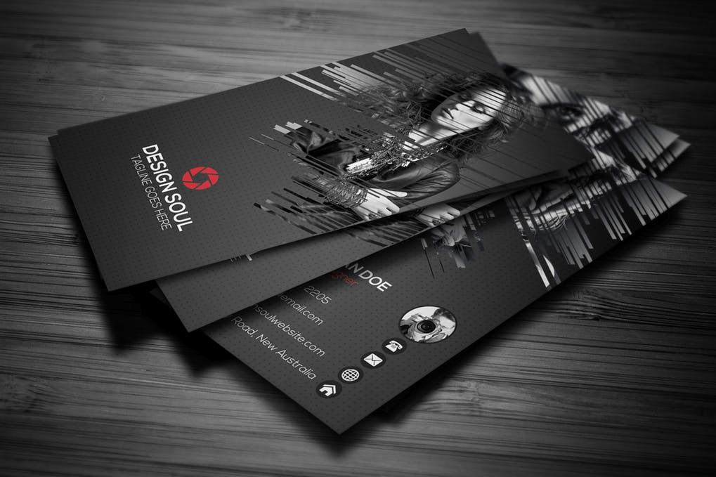 photography cards