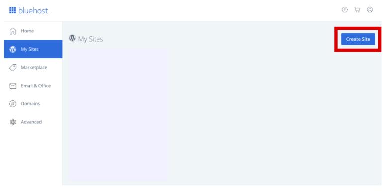 Come utilizzare l'installazione di WordPress con un clic di Bluehost