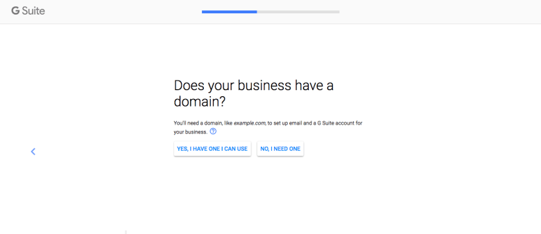 Collega il tuo nome di dominio al tuo indirizzo email Gmail