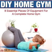 8 Essential Products For Your Complete Home Gym