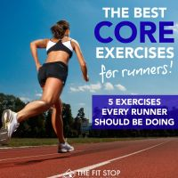 5 of the best core exercises for runners