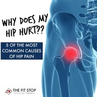 5 Most Common Types Of Hip Pain