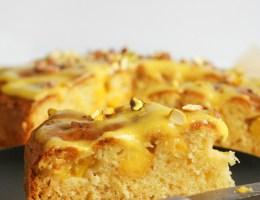 Ciasto Jogurtowe Mango Lassi. Jak wybrać dobrze dojrzałe mango?
