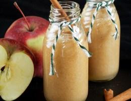 Smoothie jabłkowo-cynamonowe