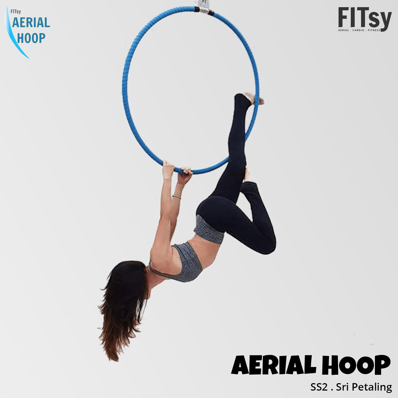 Aerial Hoop - Fun New Class