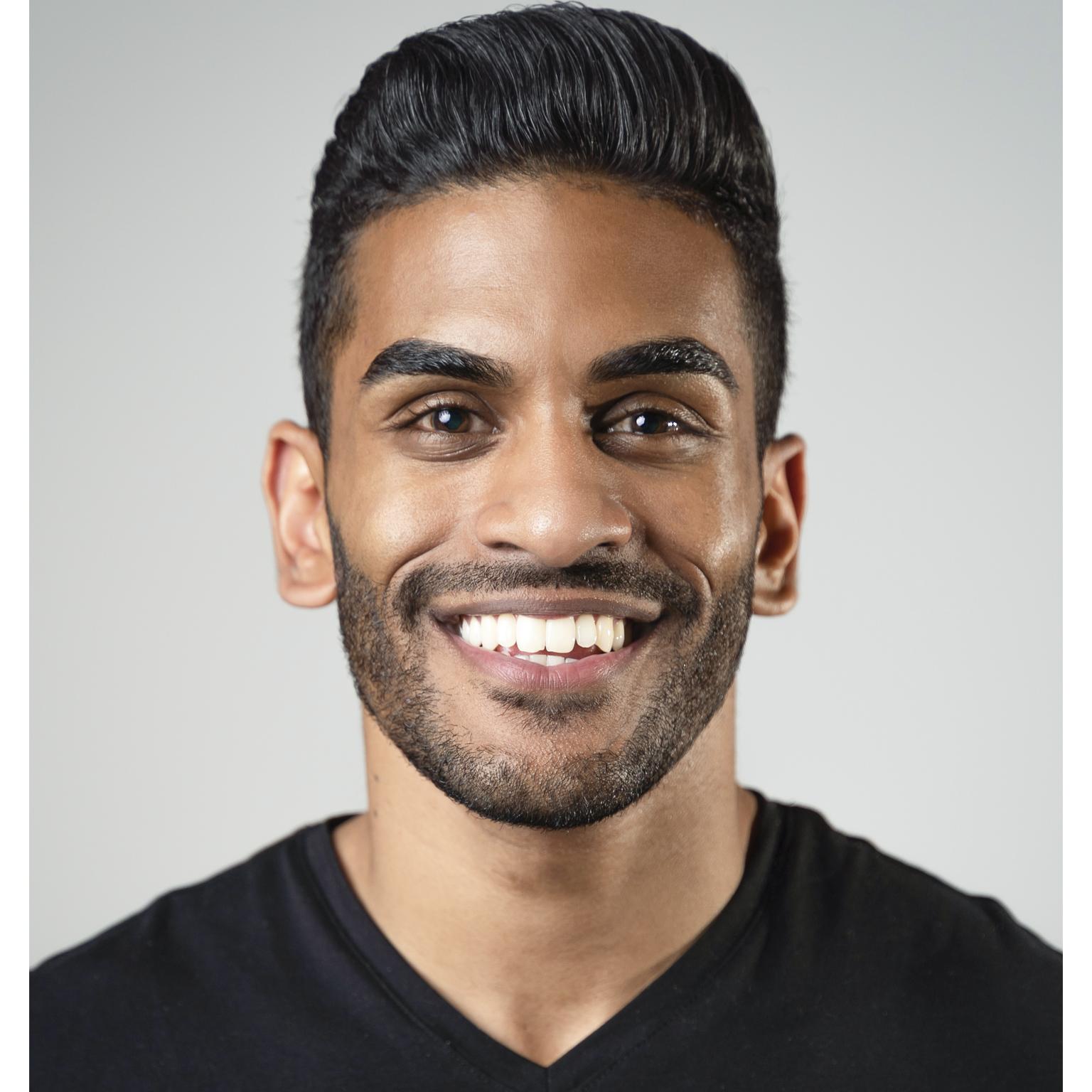 Toronto-Fitness-Model-Agency-Fitness-Casual-Commercial-Lahan-Sviaguru-Headshot