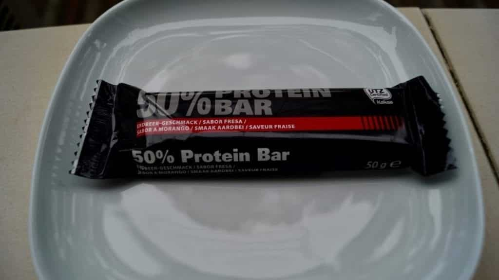 Aldi 50% Protein Bar in Strawberry Flavor