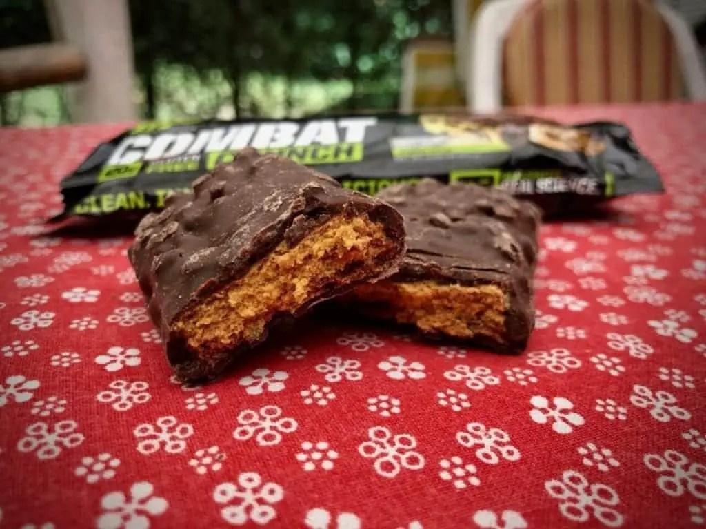 Combat Crunch Proteinriegel