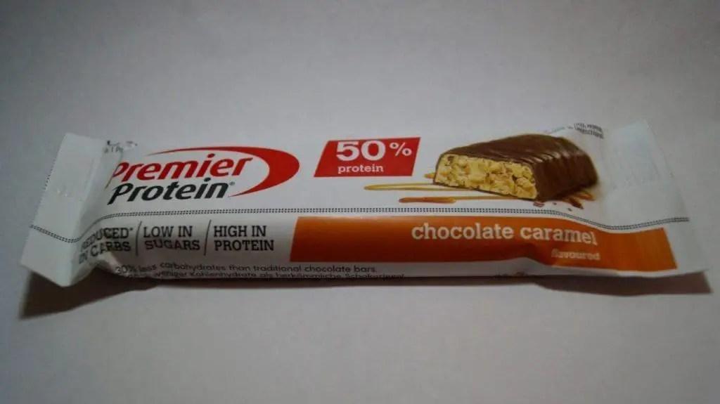 Premier Protein Protein Bar Test
