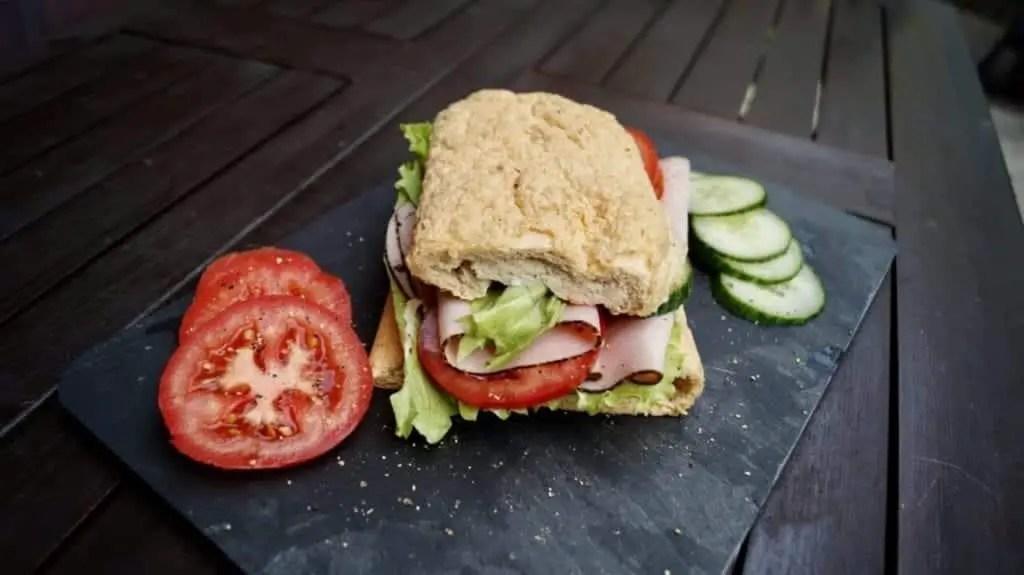 Selbst gemachtes Subway Sandwich Rezept