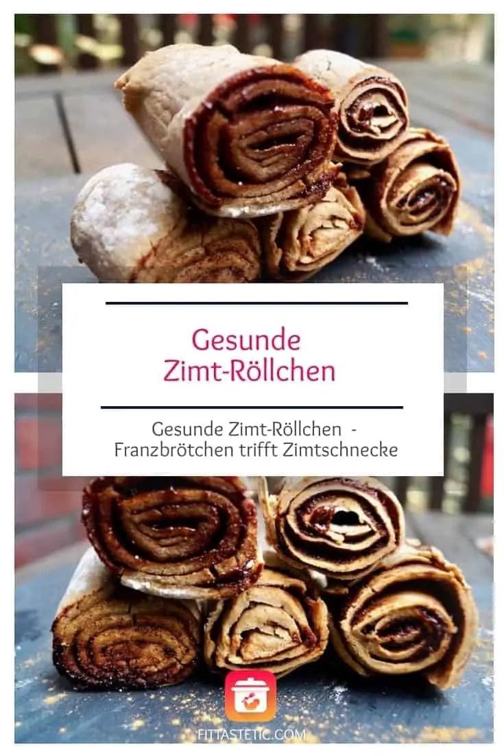 Mein neues Lieblingsdessert: Gesunde Zimt-Röllchen. Eine gesunde Kombination aus Franzbrötchen und Zimtschnecke! Mein Gesundes Zimt-Gebäck. #zimt #rezept #gesund #röllchen #zimtröllchen #gesunderezepte #franzbrötchen #zimtschnecke