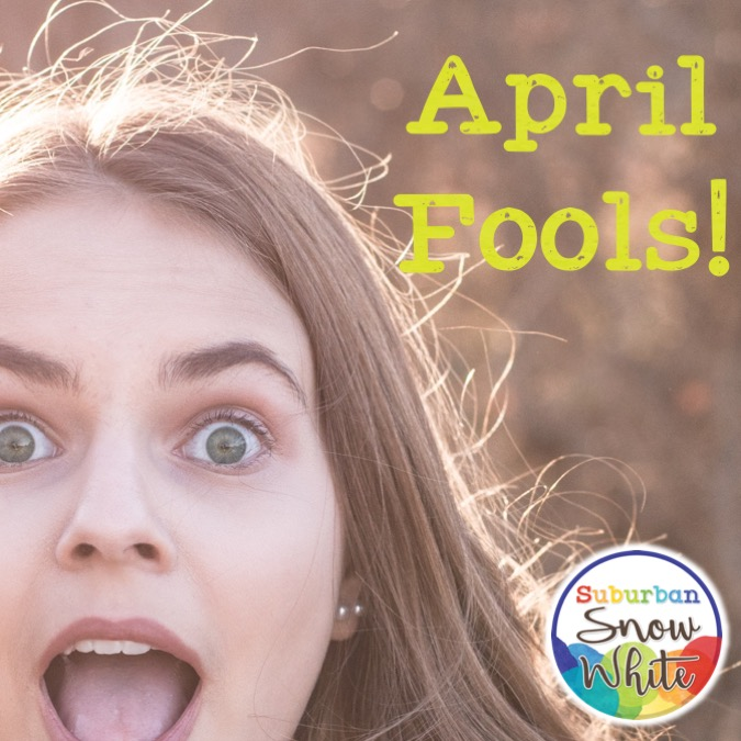 Prank your students for April Fools Day!