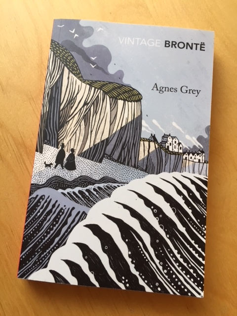 Agnes Grey is on my Reading Challenge 2018 List!