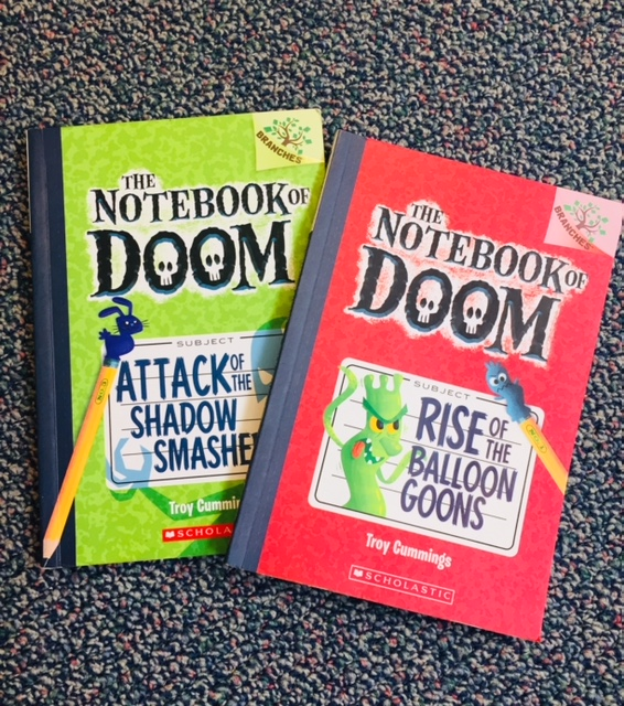 The Notebook of Doom's popularity ebbs and flows in my classroom.