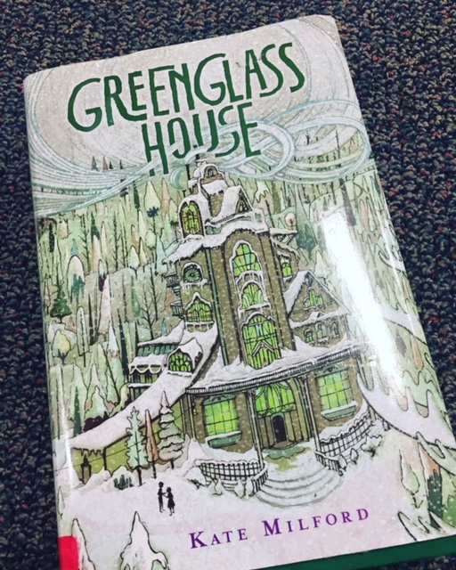 The Greenglass House is one of the books like Harry Potter that pull you in!