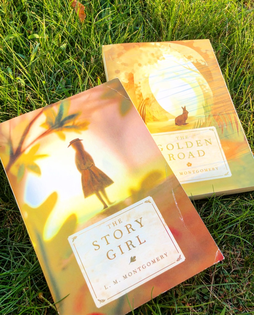 More L.M. Montgomery 4th grade books: The Story Girl series!